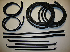 1980-1993 Dodge Ram Pickup Truck, Ramcharger Door Weatherstrip Seal Kit