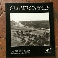 Comerciales Asia Museo Alber Kahn Fotos 1908-1927 Beausoleil 1994