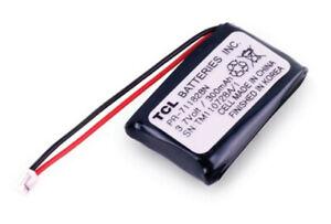 E-Collar Replacement Battery 3.7v 300 mAh LiPo Battery