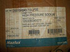 THOMAS & BETTS HAZLUX DS015H040-TGL-P2E 150W GUARD UNIPAK W/LAMP 3 ASY  (MM2)