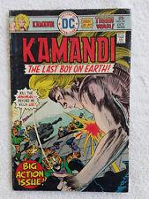 Kamandi, The Last Boy on Earth #34 (Oct 1975, DC) Vol #4 VG+