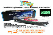 Back to the Future Part II 1:8 scale Hoverboard w/ Michael J. Fox signature