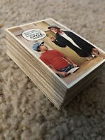 1975 Topps Good Times (64) Trading Card Lot. EX!! SEE PICS!!