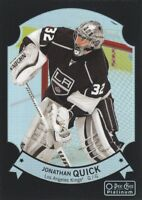 2014-15 O-Pee-Chee Platinum Retro Rainbow Black #59 Jonathan Quick 038/100 Kings