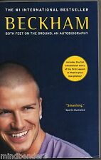BECKHAM - Both Feet On The Ground Autobiography - Excellent condition