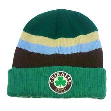 Guinness Irlandais Cerveza Bière Vert Tricot Bonnet Toque Bonnet