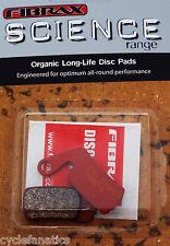 Magura Marta /SL Organic Semi-Metal Disc Brake Pads by Fibrax made in UK *sale*