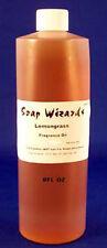 Lemongrass Candle Fragrance Oil, 8fl oz