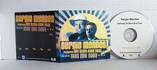 SERGIO MENDES featuring THE BLACK EYED PEAS Mas que nada CD SINGLE PROMO