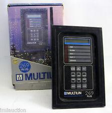 GE Multilin 269 Plus Motor Management Relay Unit 48vdc Used
