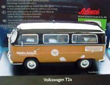 SCHUCO VW T2 a VAN MUELLER REISEN TECHNO CLASSICA 2011 1:43 NEW IN BOX 1 OF 80