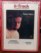 PETER NERO IF EVER I WOULD LEAVE YOU STILL SEALED 8 TRACK TAPE CLASSIC BARGAIN!