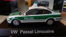 Schuco 1:43 VW Passat, Polizei, wie Neu!