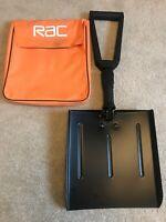 Metal Folding Snow Shovel / Spade RAC for Car, Truck, Camper  *Brand New*