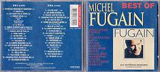 RARE DOUBLE CD 38T (1 CD EN PUBLIC + 1 CD STUDIO) MICHEL FUGAIN BEST OF 1990