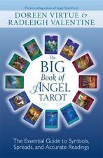 The BIG BOOK of ANGEL TAROT - DOREEN  VIRTUE RADLEIGH VALENTINE - Like New