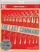 The Last Command Blu-Ray + DVD Blu-Ray (EKA70211)
