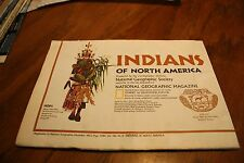 Map: Indians of North America