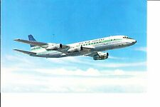 Air New Zealand DC-8  Jetliner  1960s or 70s