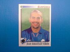 Figurine Calciatori Panini 1997-98 1998 n.331 Juan Sebastian Veron Sampdoria