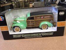 Crown Premium Hobart 1937 Studebaker Woody   10th in a series