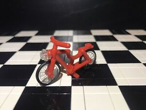 Lego Red Bicycle X1 City / Sports / Minifigure Not Included