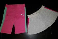 girls 18-24 months 2-3 yrs sport designer bundle quess skirt puma shorts next da