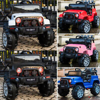Kid Ride On Jeep Car/12V 3 Speed/Electric Remote Control/Fast Delivery/Perfect