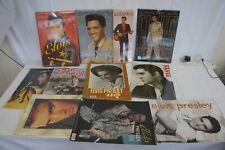 Elvis Official Vintage Collectible Calender Job Lot - 80s 90s 00s- Elvis Presley