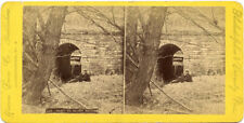 "INLET TO SILVER BROOK ""BRIDGE"" PHILADELPHIA, PA.  STEREOVIEW ""UNION VIEW CO."""