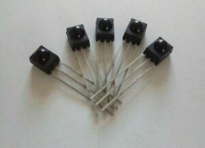 Lot de 5 TSOP4838 Récepteur infrarouge 38kHz