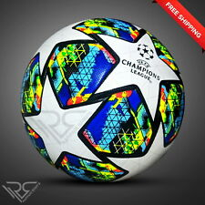 UEFA Champions League 2019/2020 Soccer Ball Finale 19 [SIZE 5] by│Rampage Sports