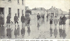 Disasterous Floods, Ravenswell Row, Little Bray 26th August 1905