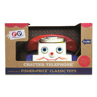 Fisher Price Chatter Telephone Classic Toy NEW IN STOCK Learning Toys