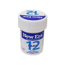 NEW Era Nr. 12 Silica (Siliciumdioxid) 240 Tabletten