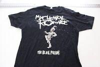 Mychemical Romance Black Parade Logo TEE T SHIRT Large L