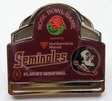 2014 Rose Bowl Playoff Semifinals Pin - Florida State