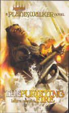 LIBRO • Magic The Purifying Fire LAURA RESNICK CHANDRA RARE SOFTCOVER