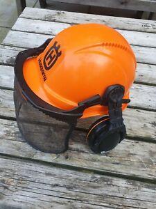 Husqvarna Chainsaw Helmet With Ear Defenders