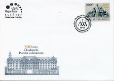 Hungary 2017 FDC Piarist Gymnasium 300th Anniv 1v Set Cover Education Stamps
