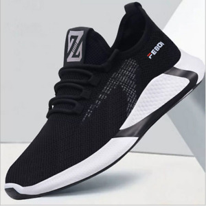 New Men's shoes Casual sports shoes Breathable Athletic Shoes Running shoes