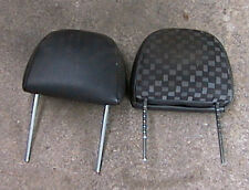 MG ZR FRONT HEADRESTS -  CHEQUE TYPE