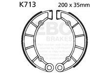 FIT KAWASAKI H2/H2-A (750cc) Mach IV 72>73 EBC Plain Shoe Rear Right