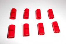Lego Technic (62462) 8 pinverbinder con ranura, en rojo de 8070 8258 42024 8041