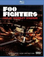 FOO FIGHTERS - LIVE AT WEMBLEY STADIUM BLU-RAY ~ DAVE GROHL ( NIRVANA ) *NEW*