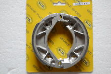 REAR BRAKE SHOES fits YAMAHA YW 50 Zuma BWs 50, 02-11 YW50