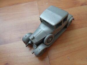 DANBURY MINT 1/43 CLASSIC 1928 ROLLS ROYCE DOCTORS COUPE PEWTER MODEL CAR
