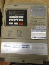 STOBER ANTRIEBSTECHNIK  FREQUENCY INVERTER  FDH-G 1025   3.8 AMPS USED