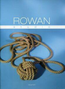 Rowan Studio Booklets