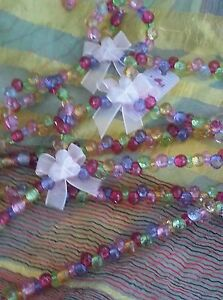 Fairy dress hanger RAINBOW new